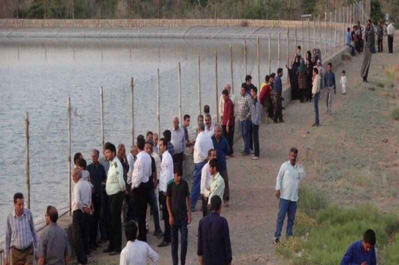 خبرنگاران سه نفر در یک استخر آب کشاورزی اردستان غرق شدند