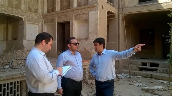 شهر یزد پایلوت احیای بناهای تاریخی متعلق به بخش خصوصی با کاربری فرهنگی