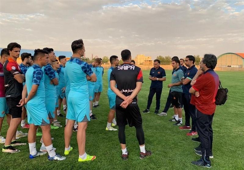 باشگاه سایپا صحبت های رئیس هیئت فوتبال البرز را تکذیب کرد