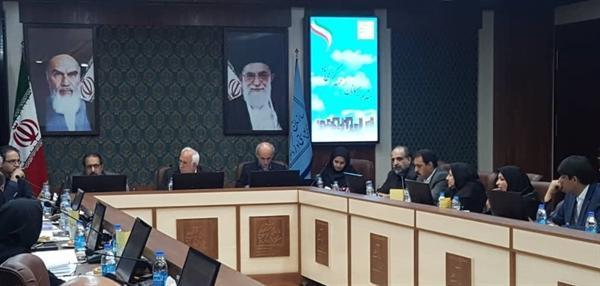 جلسه کمیسیون فنی و حقوقی دبیرخانه شورای عالی میراث فرهنگی، صنایع دستی و گردشگری برگزار گشت