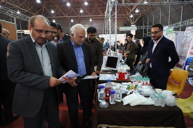 شروع به کار چهاردهمین نمایشگاه تجهیزات پزشکی در شیراز