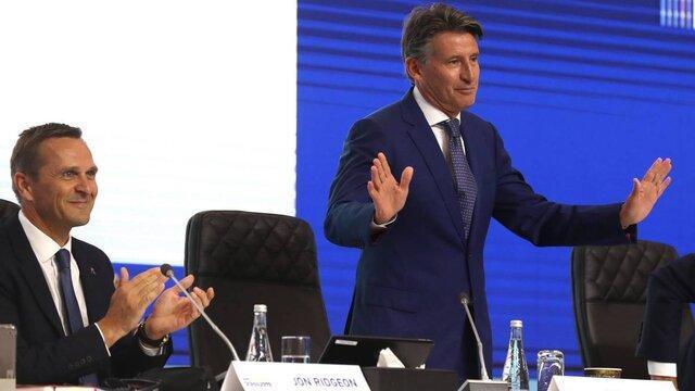 سباستین کو دوباره رئیس فدراسیون جهانی دوومیدانی شد