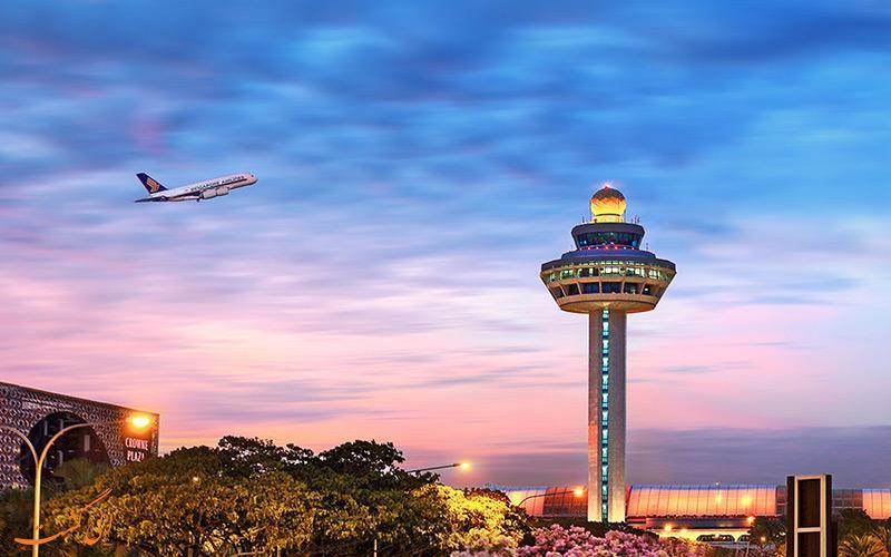 معرفی فرودگاه بین المللی چانگی