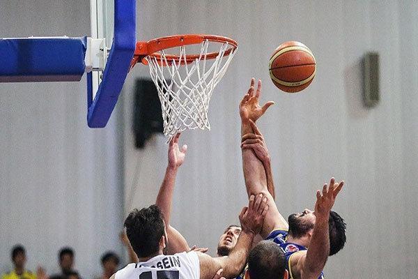 اولین پیروزی تیم قزوین در لیگ یک بسکتبال کشور بدست آمد