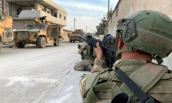 وزارت دفاع ترکیه:نیروهای مسلح کُرد 20 بار توافق منطقه امن را نقض کرده اند