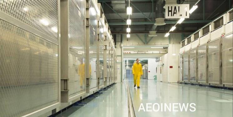 رویترز: آژانس انرژی اتمی انتقال گاز اورانیوم به فردو را تأیید کرد