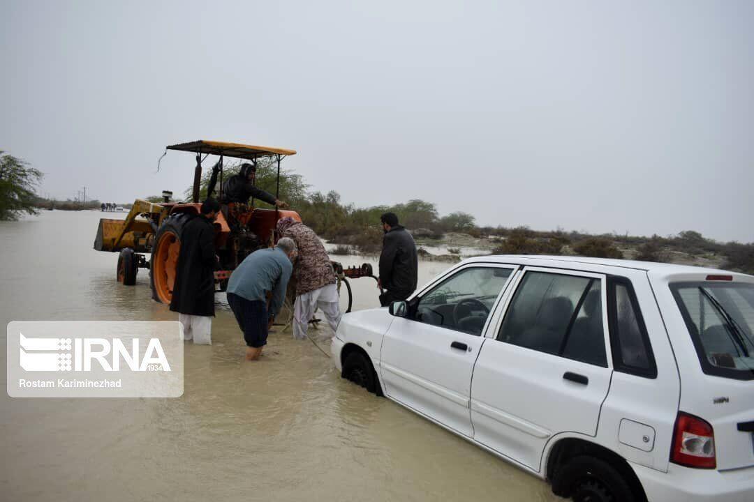 آخرین شرایط امداد رسانی به سیل زدگان سیستان و بلوچستان