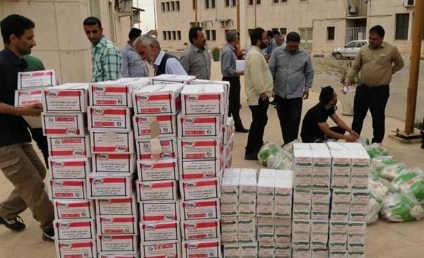 ارسال محموله 80 تُنی یاری های مردمی برای سیل زدگان سیستان و بلوچستان
