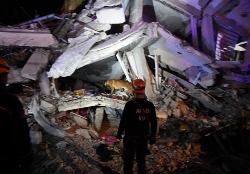 شمار جان باختگان زلزله ترکیه به 40 نفر رسید