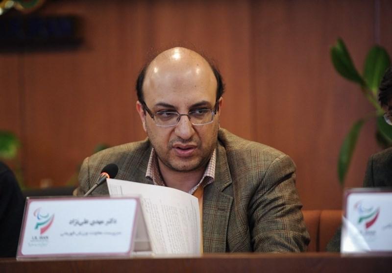 علی نژاد: امیدوارم کاراته در اولین حضورش در المپیک از نام ایران دفاع کند، سعی می کنیم انتخابات فدراسیون ووشو را در اولین فرصت برگزار کنیم