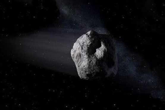 10 اردیبهشت سیارکی از کنار زمین می گذرد