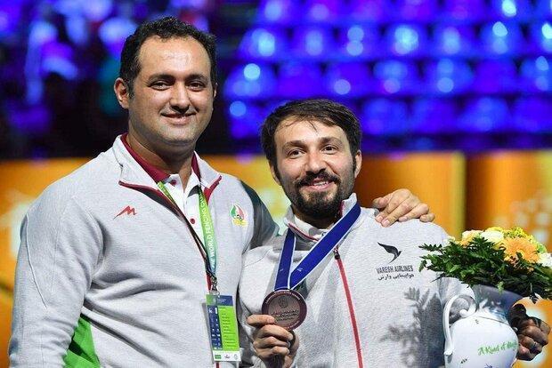 پیمان فخری: ورزشکاران المپیکی قرنطینه می شوند