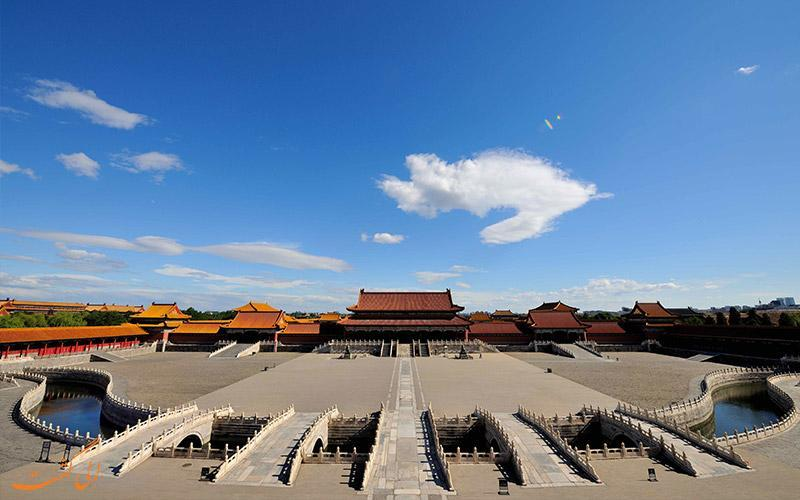 چگونه به دیدن کاخ موزه یا شهر ممنوعه پکن بروید؟