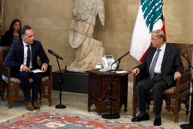 آلمان یاری به لبنان را به انجام اصلاحات مشروط کرد