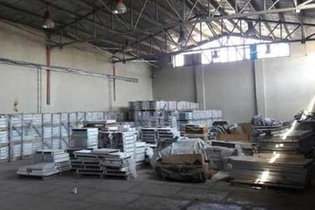 کشف 250 میلیارد ریال لوازم یدکی قاچاق در تهران